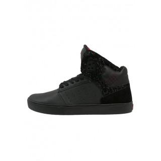 Supra ATOM Chaussures de skate Noir Homme Remise Lyon