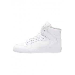 Supra VAIDER Baskets Montante Enfant Blanc Boutique