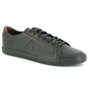 Basket Feret Atl Leather Le Coq Sportif Homme Marron France Métropolitaine