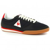 Officielle Basket Volley Retro Gum Le Coq Sportif Homme Noir Rouge
