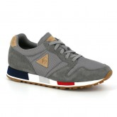 Chaussures Omega MIF Mesh/Suede Le Coq Sportif Homme Gris Vendre Marseille