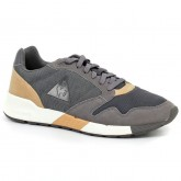Chaussures Omega X Craft Le Coq Sportif Homme Gris France Pas Cher